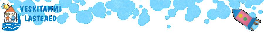 Veskitammi lasteaed logo